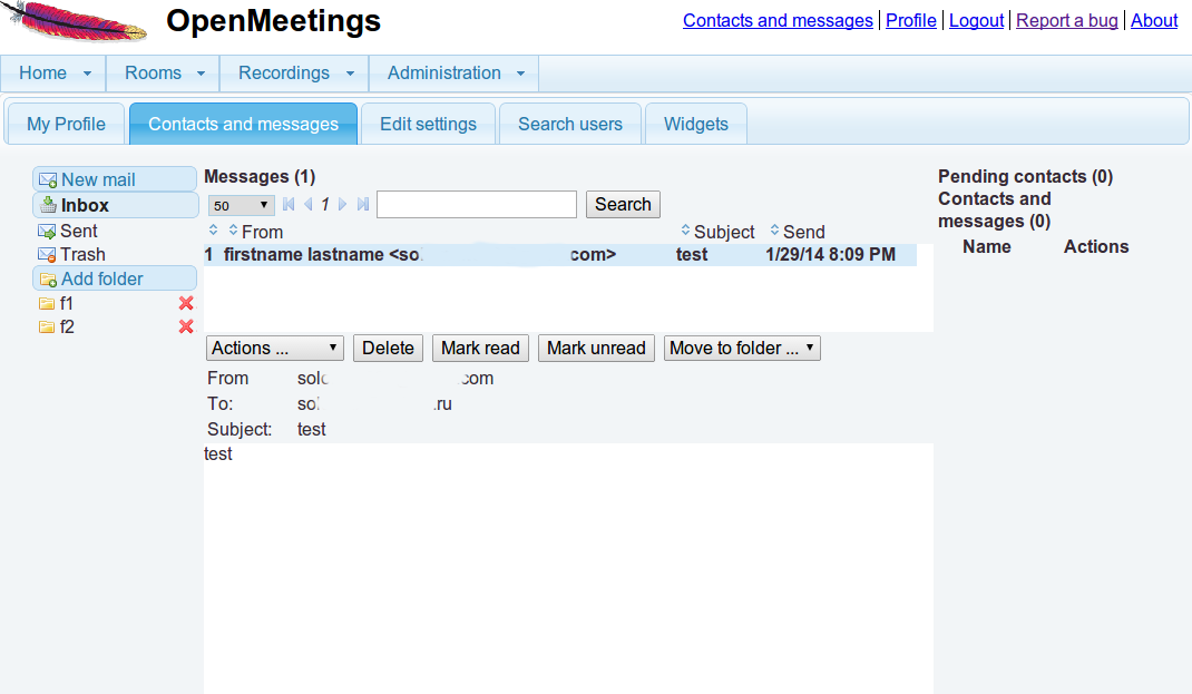 Apache OpenMeetings Project – Home